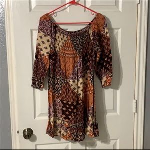 Band of Gypsies Tunic Size L